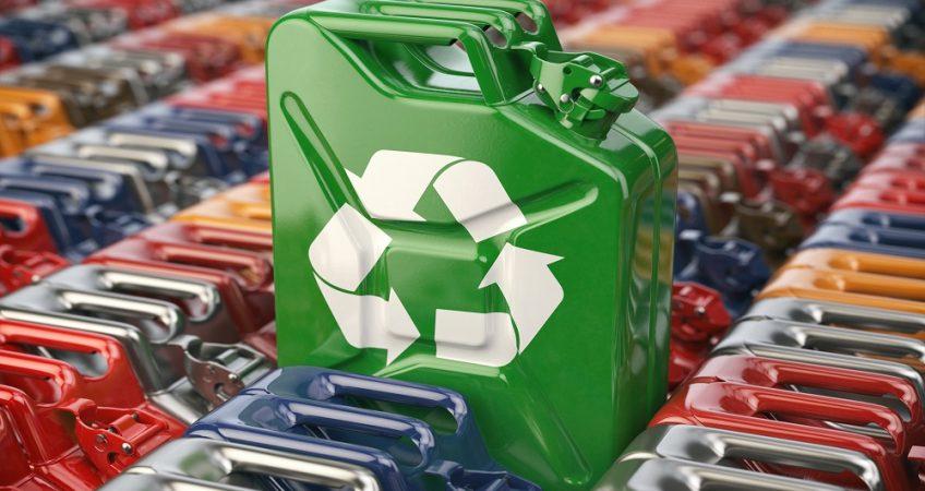 oleje biodegradowalne